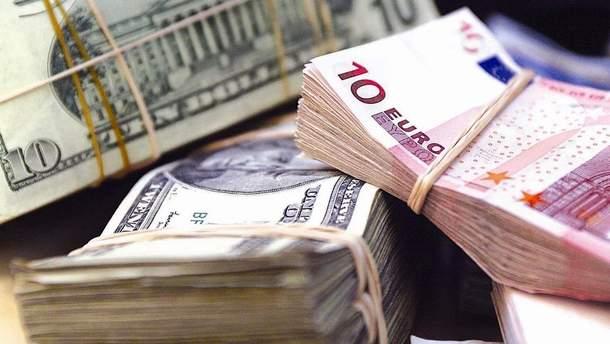 Курс валют НБУ на 26 листопада: долар подорожчав на 5 копійок, євро втратив 9 копійок