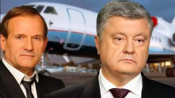 Порошенко і Медведчук: чому ворог приходить додому?