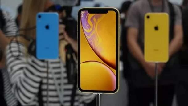 Apple сократила производство всех iPhone 2018 года
