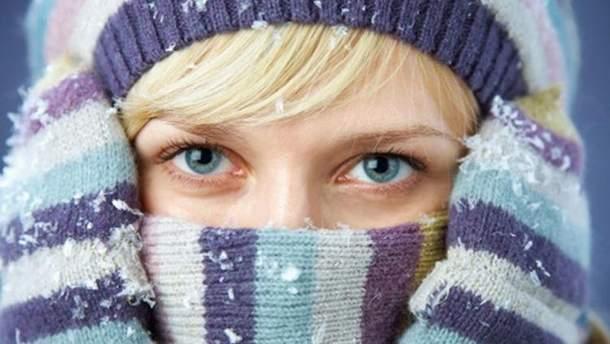 Алергія на холод - що робити