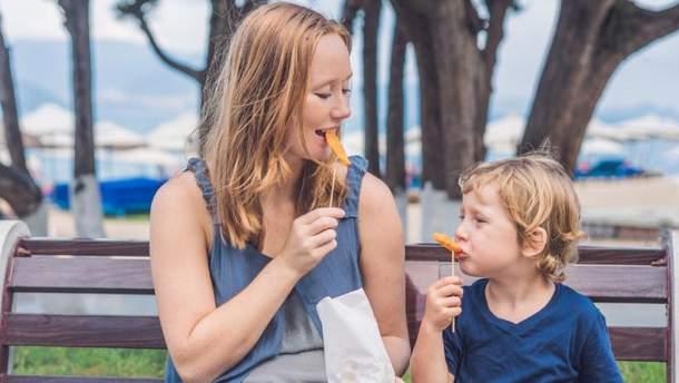 Чому не можна давати дітям смажену їжу