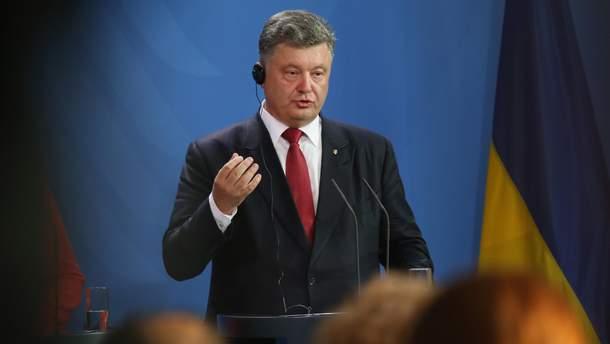 Петр Порошенко задекларировал 60 миллионов гривен дивидендов