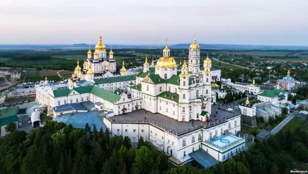 РПЦ осталась без Почаевской лавры