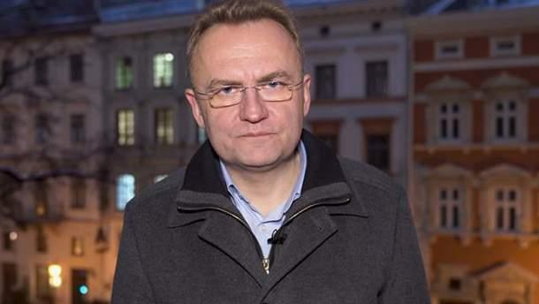 Андрей Садовый призвал почтить
