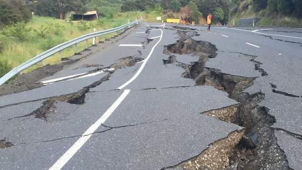 У Японії стався сильний землетрус