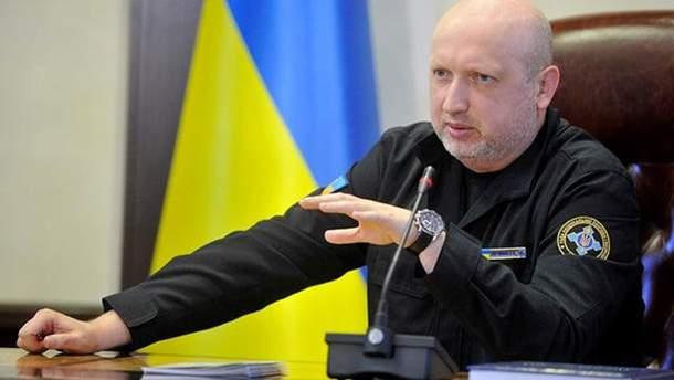 Турчинов звинуватив Кремль у трагедії Голодомору та війні на Донбасі