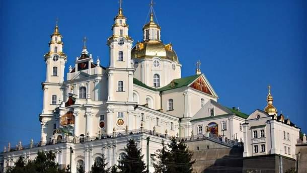 Почаевская лавра реагировала на отмену незаконной регистрации прав УПЦ МП на пользование лаврой