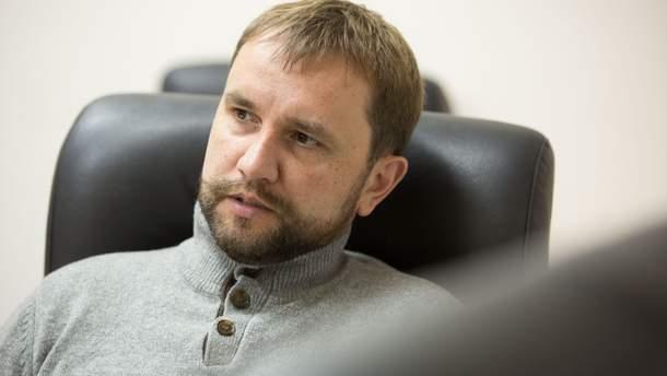 """В'ятрович назвав скандал у Польщі через тризуб """"блюзнірством"""""""