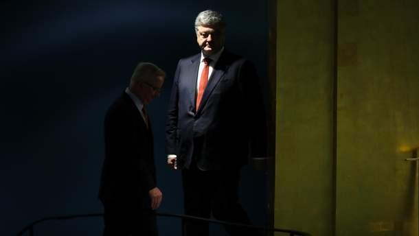 Петро Порошенко зробив заяву щодо винних у Голодоморі
