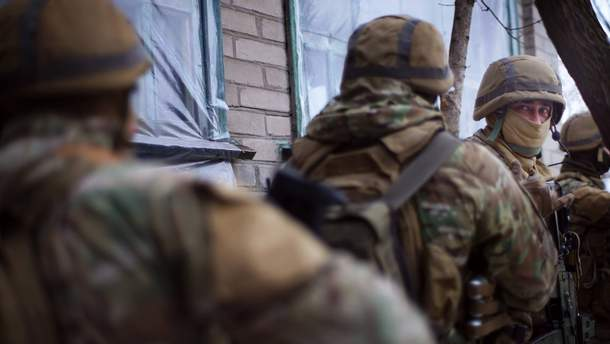У Штабі Операції Об'єдних сид підтвердили взяття під контроль населеного пункту Розсадки на Світлодарській дузі
