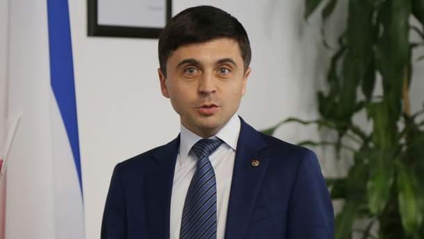 Колаборант окупаційної влади в Криму Руслан Бальбек заявив, що виступав на форумі в ООН: розгорівся скандал