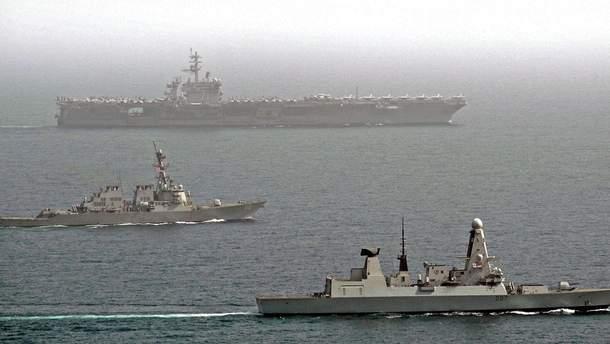 ВМС Британии после Солсбери опасались химатаки на миноносец у берегов Черногории