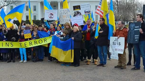 У Вашингтоні відбудеться акція протесту через агресію Кремля в Азовському морі