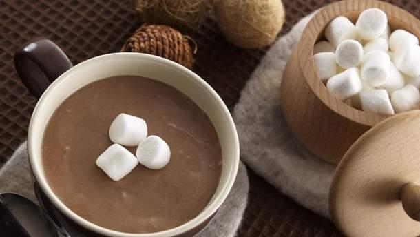 Супрун розповіла про користь какао