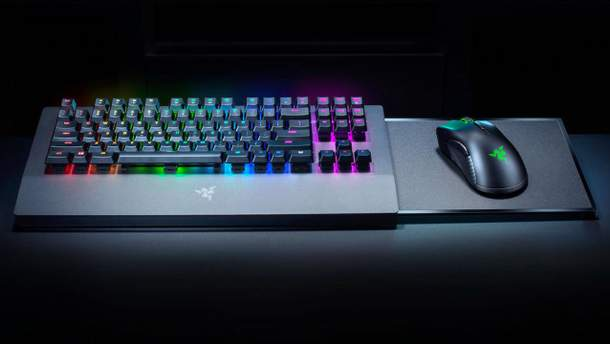 Razer показала клавіатуру та мишку до Xbox One