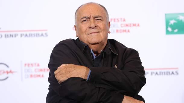Помер італійський режисер Бернардо Бертолуччі