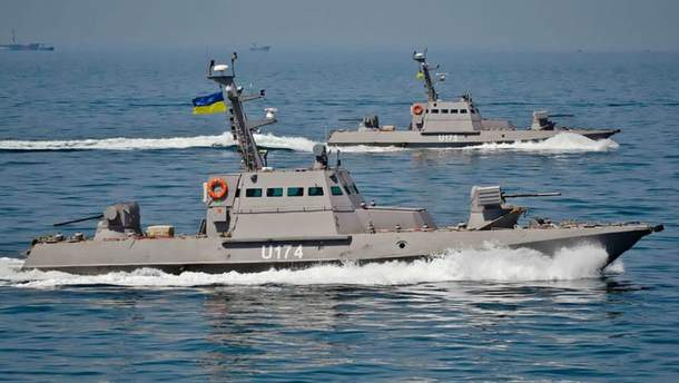 В России назвали имена раненых украинских моряков в Азовском море