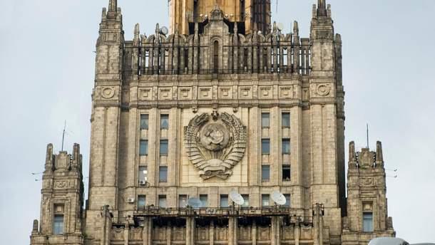 """В России угрожают Украине """"тяжелыми последствиями"""" из-за агрессии"""