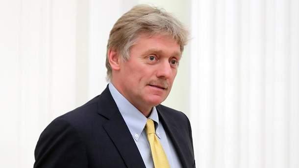 В Кремле прокомментировали эксалацию в Азовском море