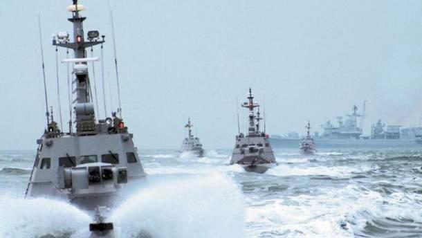 Состояние украинского флота
