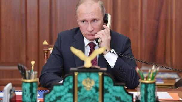 Путін контролював напад на українські кораблі в Азовському морі