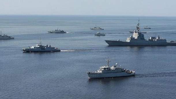 У Росії звинуватили Україну в провокаціях через ситуацію в Азовському морі