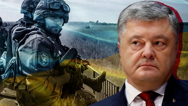 Ограничения при военном положении в Украине 2018