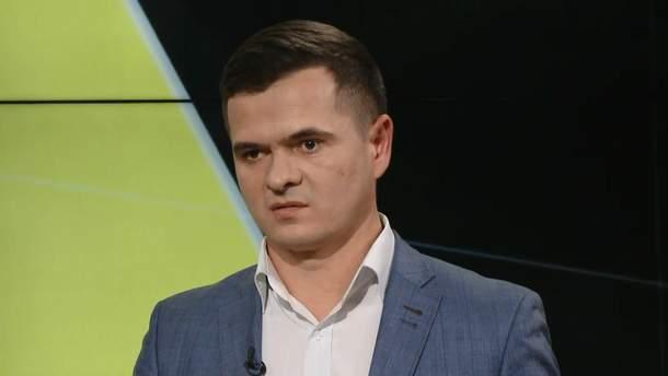 Детектив НАБУ Сергій