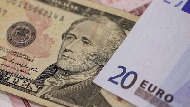 Курс валют НБУ на 27 листопада