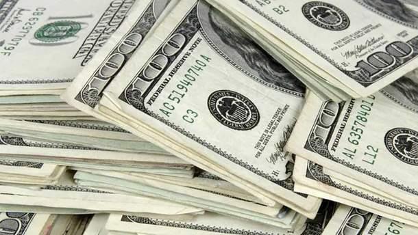 Наличный курс валют 26 ноября в Украине