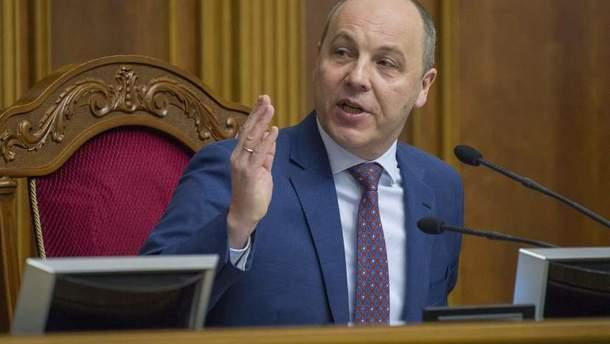 Рада приняла постановление о дате проведения выборов Президента Украины