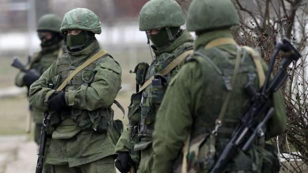 Украинские воины дали отпор боевикам на Донбассе: оккупанты понесли потери