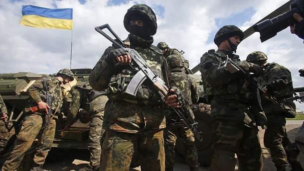Підрозділи ООС приведені у повну бойову готовність