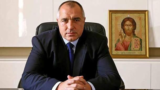 Прем'єр-міністр Болгарії Бойко Борисов закликав Україну та Росію до діалогу