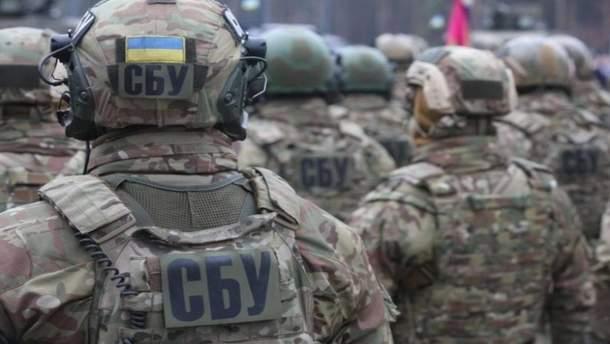 СБУ підтвердила, що на українських кораблях перебували співробітники служби