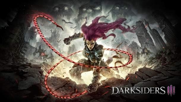 Darksiders III: сюжет, трейлер, системні вимоги