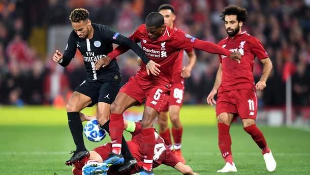 ПСЖ – Ливерпуль: где смотреть онлайн матч Лиги чемпионов