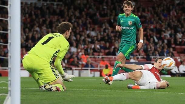 Ворскла – Арсенал прогноз букмекеров на матч Лиги Европы