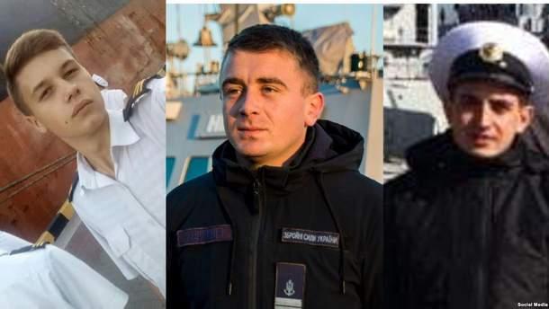 Українські моряки