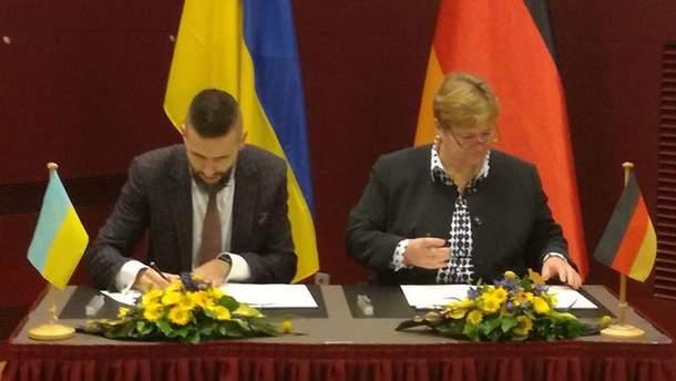 Німеччина виділить Україні велику фінансову допомогу