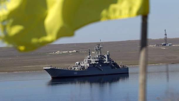 Які слова сказав Воронченко захопленим Росією українським морякам: оприлюднено лист командувача ВМС