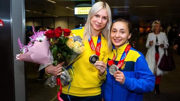 Мария Бова и Анна Охота