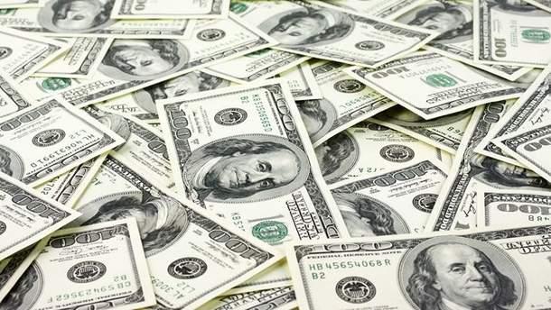 Готівковий курс валют 27 листопада в Україні