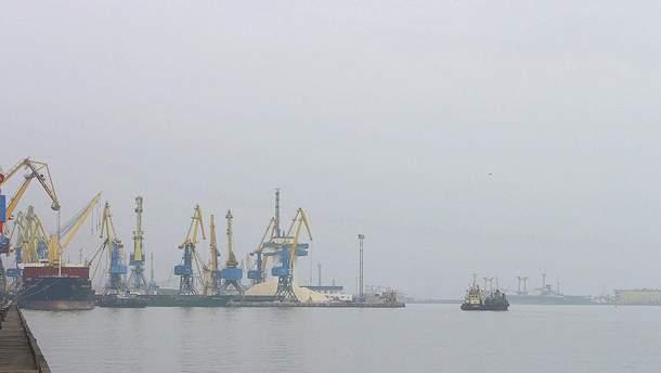 Маріупольський морський торговий порт