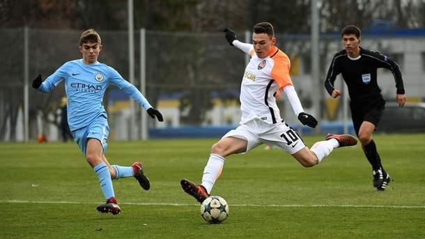 Шахтар U-19 вилетів з Юнацької ліги УЄФА