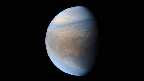 Ученые обнаружили озон в атмосфере Венеры