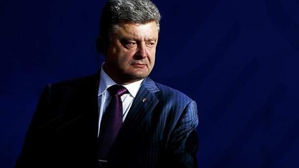 Почему Россия напала на украинские корабли на Азове: версия Порошенко