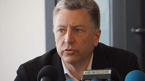 Курт Волкер оцінив напад Росії на українські кораблі в Азовському морі