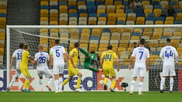 Астана – Динамо анонс матчу Ліги Європи