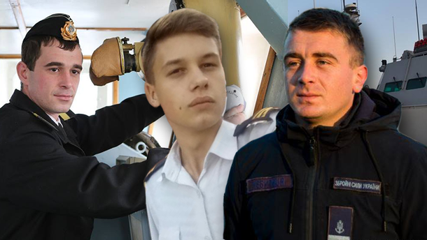 В окупованому Криму закликають допомогти полоненим українським морякам